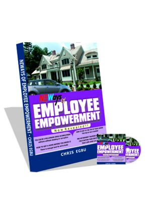 Newways of Employee Empowerment Book